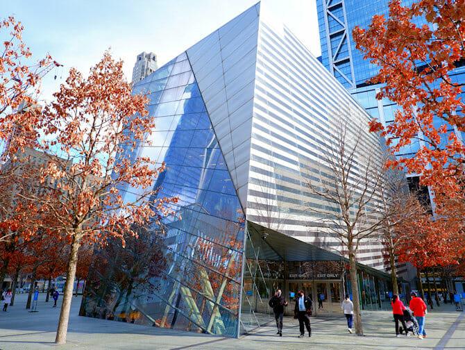 ニューヨークの911博物館