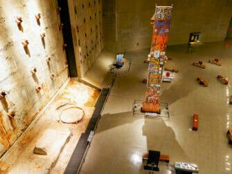 ニューヨーク 911博物館