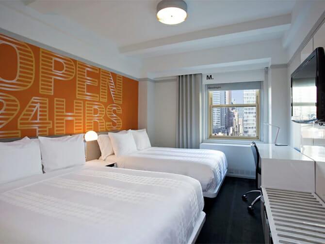 ローNYCホテル ニューヨーク
