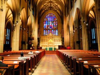 ロウアーマンハッタンのトリニティ教会