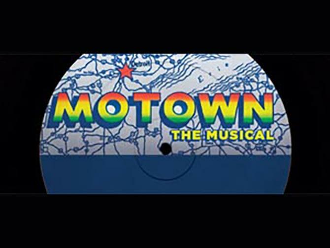 ニューヨークのブロードウェイミュージカル「モータウン」