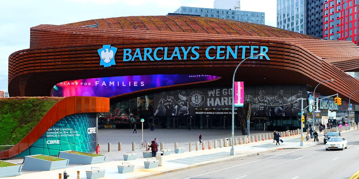 ブルックリン・ネッツのチケット - バークレイズセンター