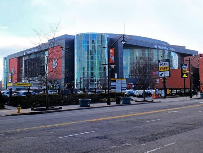 ニュージャージー・デビルス チケット - プルデンシャルセンター