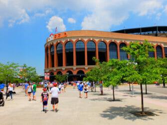 ニューヨーク・メッツ チケット スタジアム