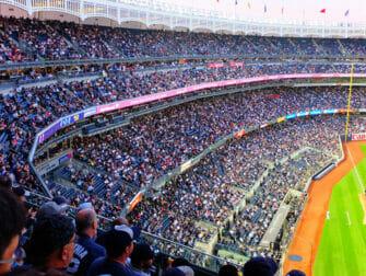 ニューヨーク・ヤンキースのチケット - 観衆