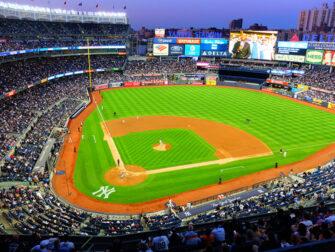 ニューヨーク・ヤンキースのチケット - フィールド