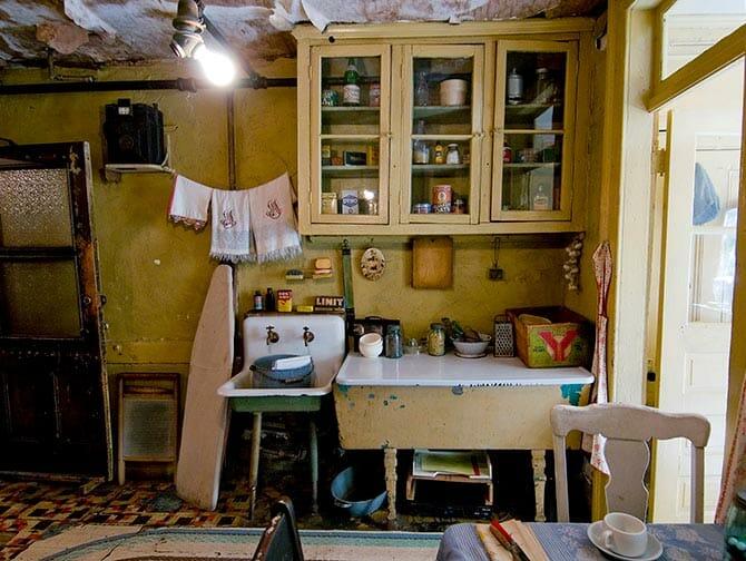 ニューヨーク テネメント博物館 - Baldizziのキッチン