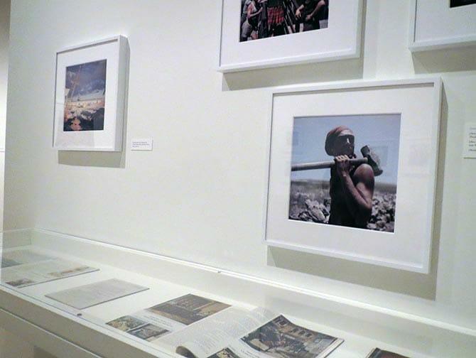 ニューヨーク 国際写真センター - 展示