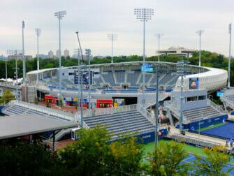 全米オープンテニス チケット - グランドスタンド スタジアム