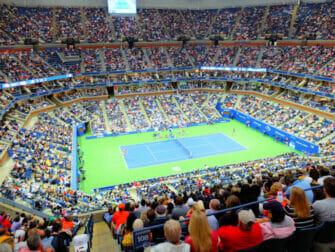 全米オープンテニス チケット - テニス試合