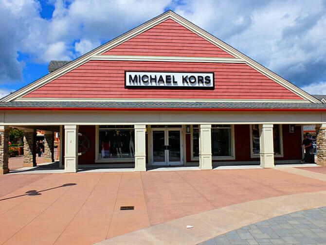 ニューヨーク ウッドベリーコモン プレミアムアウトレットセンター - Michael Kors