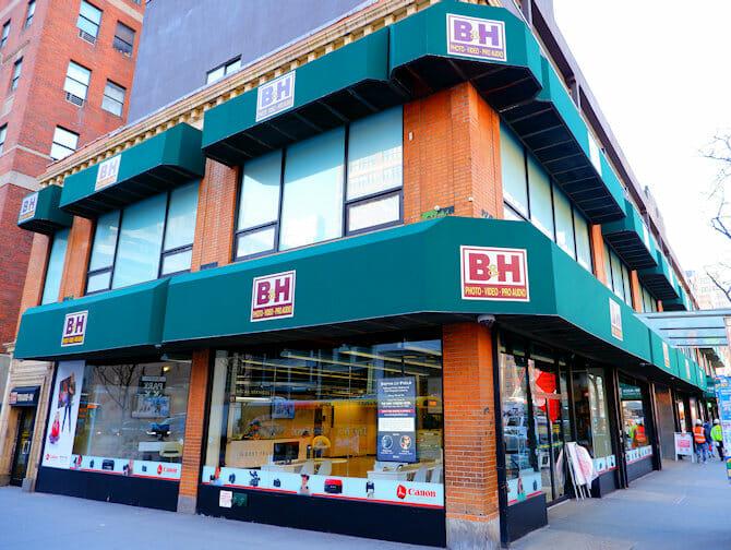 ニューヨーク 電化製品 ガジェット機器 - B&H