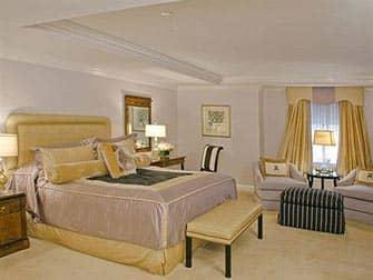 ニューヨークのロマンチックなホテル ミケランジェロホテル