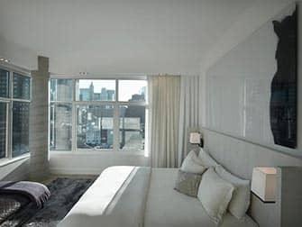 ニューヨークのロマンチックなホテル ザ・ジェームズ