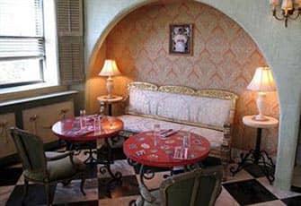 NYCのロマンチックなホテル ザ・ジェーン