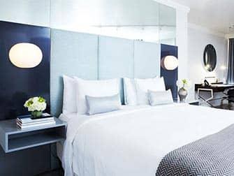ニューヨークのロマンチックなホテル ロンドンNYC