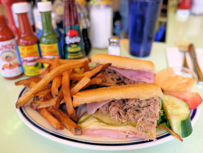 ニューヨークで食べる典型的アメリカンフード