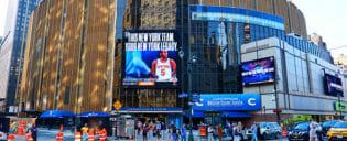 ニューヨーク マディソンスクエアガーデン