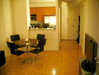 ニューヨーク 仕事と生活 - マンハッタンのアパートメント