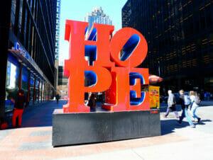 ニューヨーク 仕事と生活