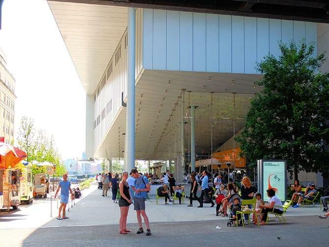 ニューヨーク ホイットニー美術館