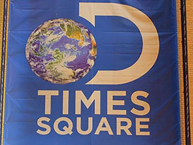 ディスカバリー タイムズスクエア