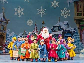エルフ クリスマス ミュージカル チケット - サンタ