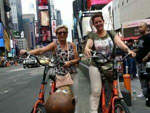 マンハッタン サイクリング ツアー