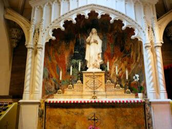 ニューヨーク セント パトリック 大聖堂 - 洗礼者ヨハネ