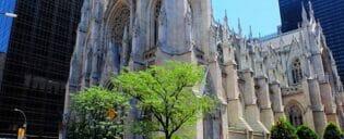 ニューヨーク セント パトリック 大聖堂
