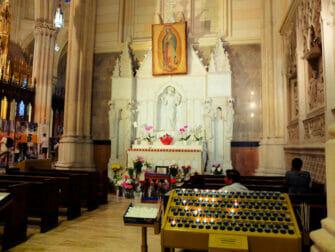 ニューヨーク セント パトリック 大聖堂 - 祭壇
