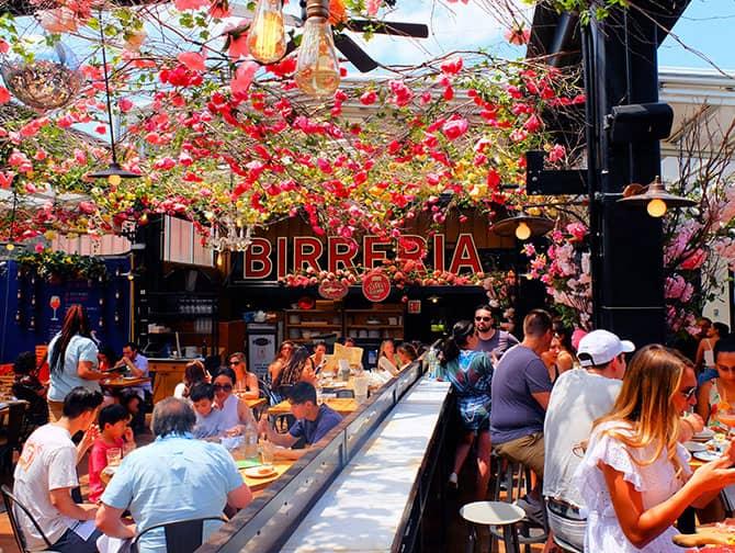 ブルックリン ブリュワリーとビールツアー - ビッレリア