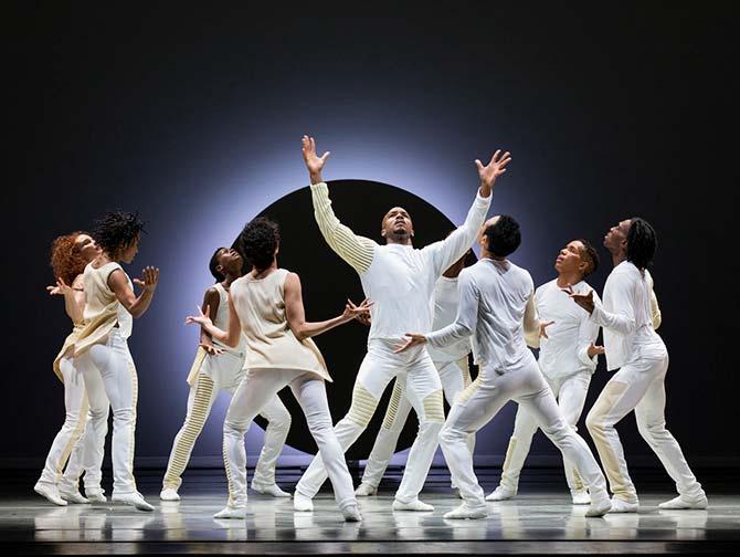 ニューヨーク アルヴィン エイリー チケット - ダンス1