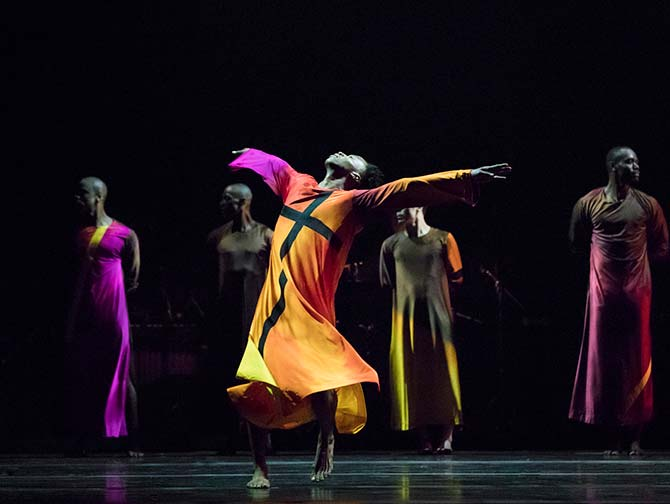 ニューヨーク アルヴィン エイリー チケット - ダンス2