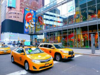 ニューヨーク シアターディストリクト - M&Mストア