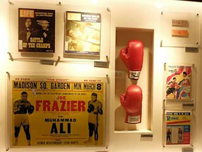 ニューヨーク ボクシング