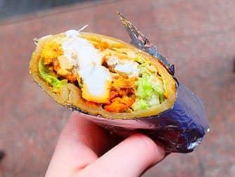 ニューヨーク ストリートフード - インド料理