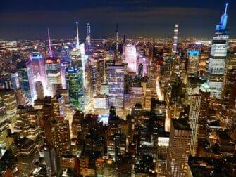 ニューヨーク 絶景 スポット - エンパイアステートビル