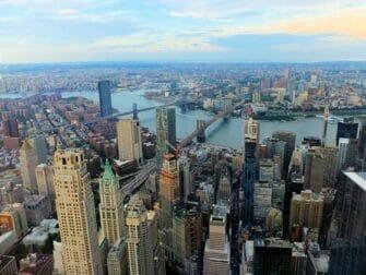 ニューヨーク 絶景 スポット - ワンワールド展望台