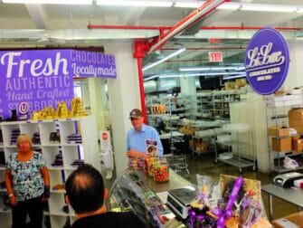 ブルックリン チョコレート ツアー