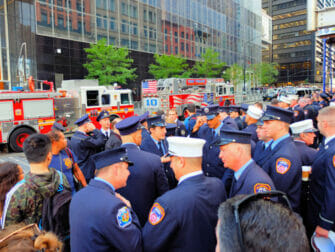 ニューヨーク 911 - 消防士