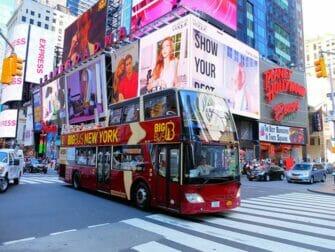 エクスプローラパスとニューヨークパスの違い - ホップオンホップオフバス