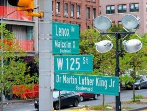 ニューヨーク マーティン・ルーサー・キング・ジュニアデー
