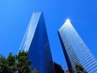 ニューヨーク サイトシーイング フレックスパス - ワンワールド展望台