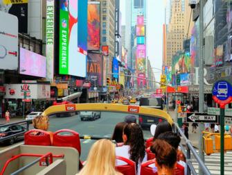 ニューヨークサイトシーイング デイパスとニューヨークパスの違い - ホップオンホップオフバス