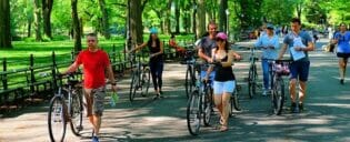 ニューヨーク 電動アシスト自転車 ツアー