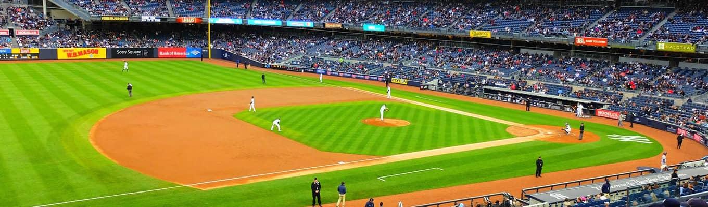 野球観戦:ニューヨーク・ヤンキース