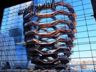 ニューヨーク ハドソンヤード - ベッセル