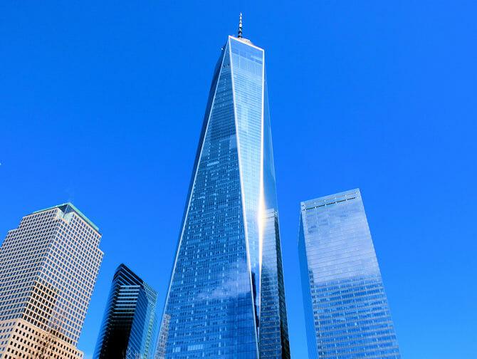 ニューヨーク サイトシーイングパス 違い - ワンワールド展望台