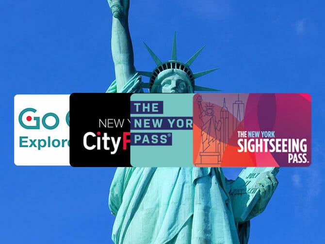 ニューヨーク 割引パス 比較